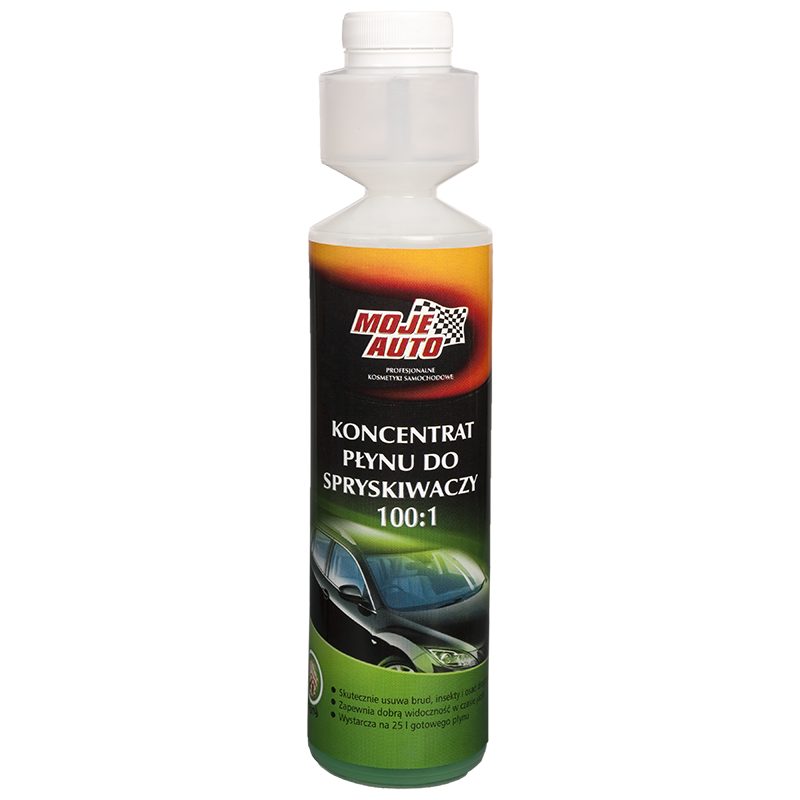19-030 Windscreen washer concentrate FOREST MA Professional car care течност за чистачки с аромат - концентрат