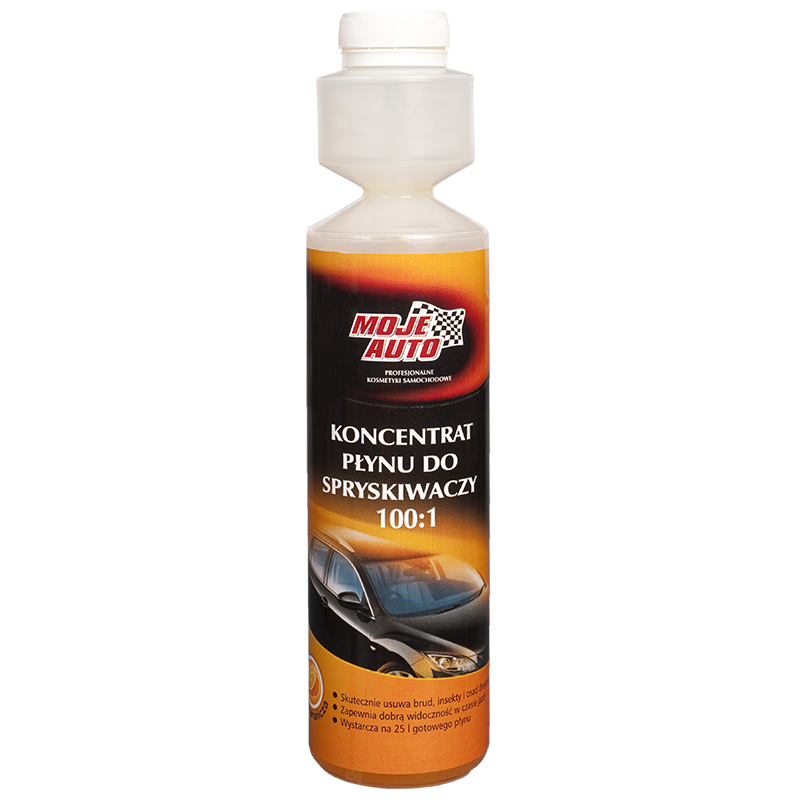 19-088 Washer fluid concentrate ORANGE MA Professional car care 250ml течност за чистачки с аромат – концентрат