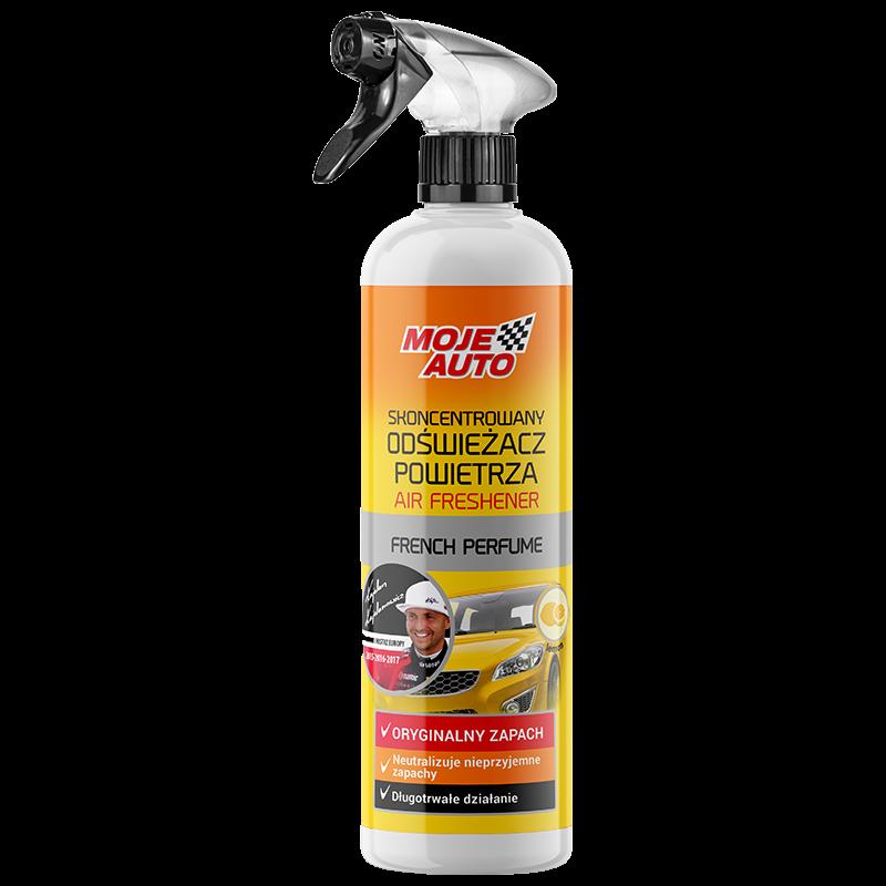 19-603 Moje Auto Air Freshener french perfume CITRUS 500ml Парфюм - концентриран освежител за въздух