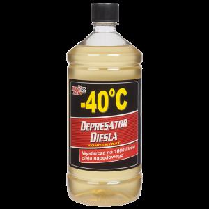 Добавка дизел депресатор до -40°C Moje Auto