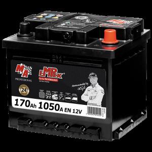 Акумулаторна батерия EMPEX 170Ah/1050A/B MAE 670L