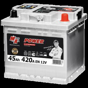 Акумулаторна батерия POWER MAP 45Ah/420A/LB1 545R