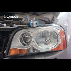 K2 автомобилна крушка H7 55W PX26d 12V Cardos