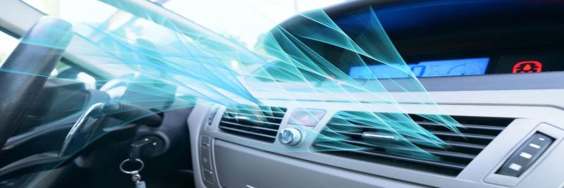 Air conditioning system климатичната система на автомобил