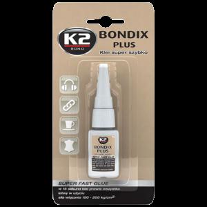 Еднокомпонентно секундно лепило Bondix Plus К2 Bond