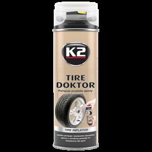 К2 Спрей за лепене автомобилни гуми и напомпане Bond