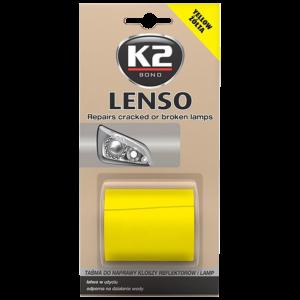Ремонтна лента за лампи Lenso K2 Bond