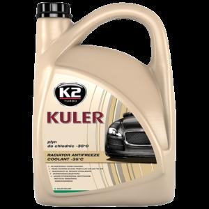 >Антифриз G12 -35°C K2 Kuler Long Life зелен