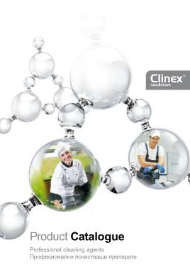 Catalog Clinex Expert cover