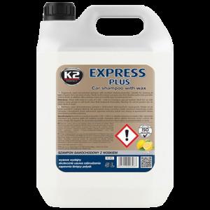 Шампоан с вакса K2 EXPRESS PLUS Perfect