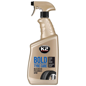 Препарат поддръжка грижа гуми BOLD K2 Pro