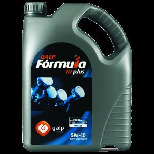 Galp Fórmula TD Plus 5W-40 масло моторно