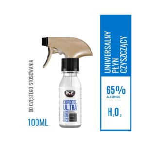 Дезинфектант спрей 65% алкохол COROTOL ULTRA K2