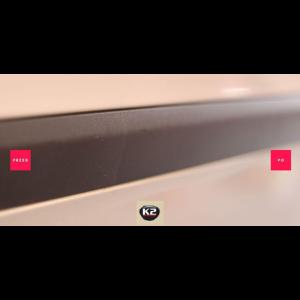 Почистване гуми брони пластмаси K2 BONO BLACK