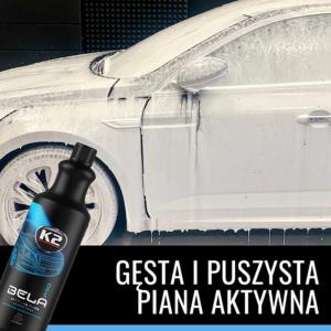 Активна пяна миене автомобил BELA Pro K2