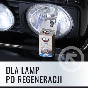 Защитно покритие за фарове LAMP PROTECT K2 Pro