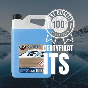 Зимна течност за чистачки -40°C K2 CLAREN Perfect
