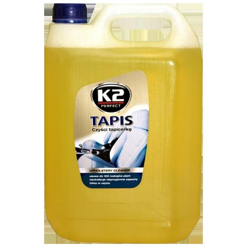 M126 K2 TAPIS MAX Upholstery Cleaner 5L препарат за почистване на тапицерия текстил