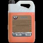 M181 K2 LOTAR Carpet & fabric cleaner low foaming product 5L препарат пяна за почистване пране тапицерии килими стелки