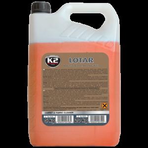 Почистване тапицерия килими K2 LOTAR Pro