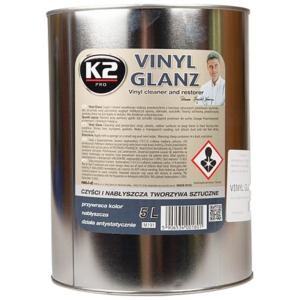 Възстановяване пластмаса каучук K2 VINYL GLANZ
