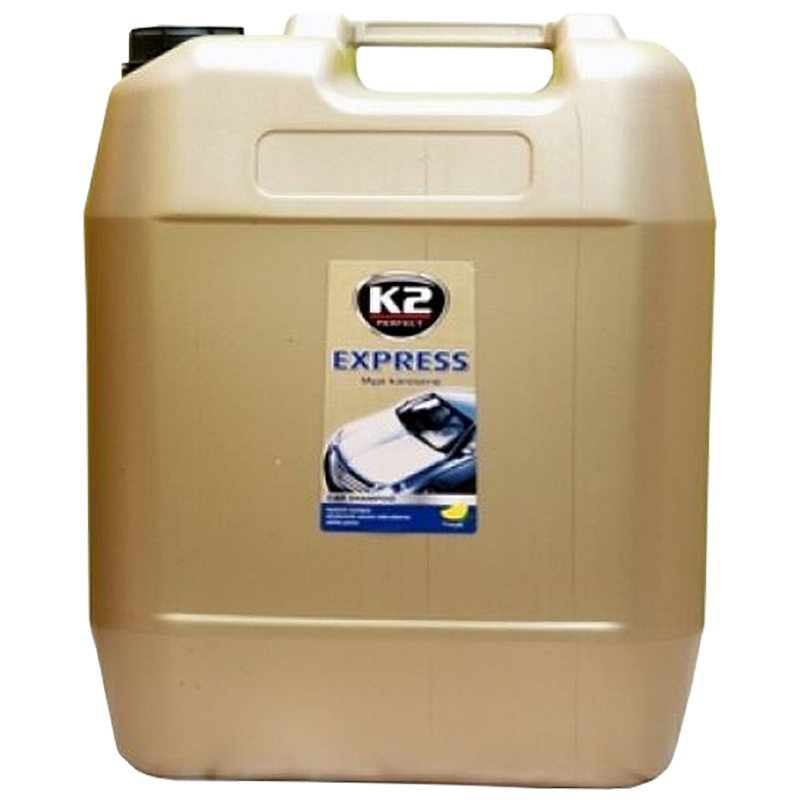 M241 K2 EXPRESS SHAMPOO Car shampoo for hand washing 5L шампоан за ръчно измиване на автомобил