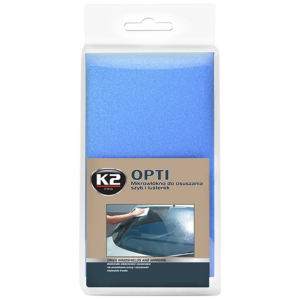 Микрофибърна кърпа за стъкло K2 OPTI Perfect 40×40