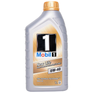 MOBIL 1 NEW LIFE 0W-40 масло моторно