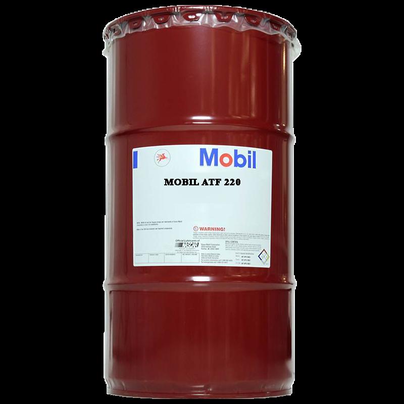 MOBIL ATF 220 трансмисионно масло 208L 208л