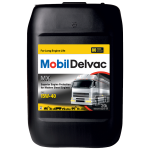 MOBIL DELVAC MX 15W-40 масло моторно