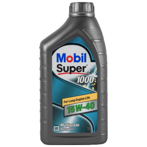 MOBIL SUPER 1000 X1 15W-40 масло моторно