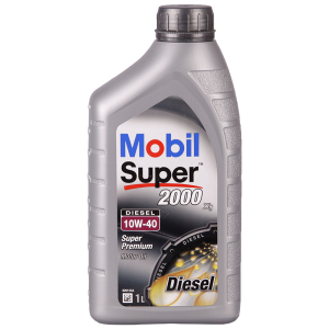 MOBIL SUPER 2000 X1 DIESEL 10W-40 масло моторно