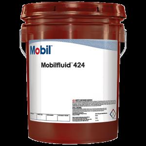 MOBIL MOBILFLUID 424 Индустриално масло