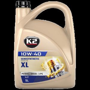 K2 TEXAR 10W-40 моторно масло SL/CF/CF-4 XL