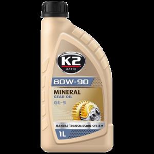 K2 MATIC 80W-90 GL-5 трансмисионно масло