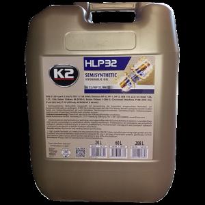 HL/HLP/HM 32 хидравлично масло K2 TEXAR