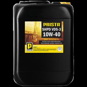 PRISTA SHPD VDS-3 10W-40 моторно масло