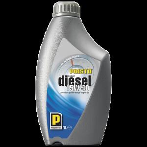 PRISTA Super Diesel 15W-40/20W-50 моторно масло