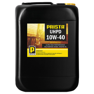 PRISTA UHPD 10W-40 моторно масло
