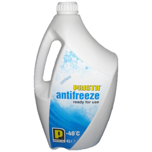 Антифриз -40°С PRISTA Antifreeze