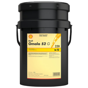 Shell Omala S2 G 220 Индустриално масло