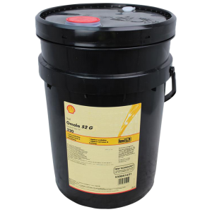 Shell Omala S2 G 320 Индустриално масло
