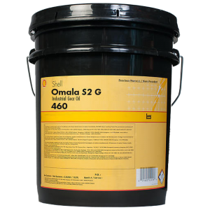 Shell Omala S2 G 460 Индустриално масло