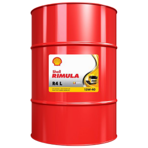 Shell Rimula R4 L 15W-40 масло моторно