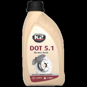 Спирачна течност DOT 5.1 К2 Turbo