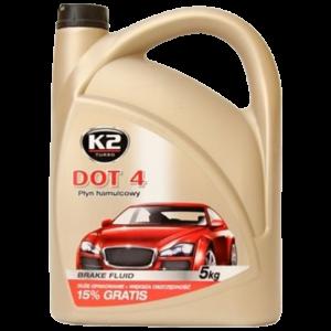 Спирачна течност DOT 4 К2 Turbo