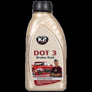 Спирачна течност DOT 3 К2 Turbo