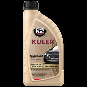 Антифриз G12 концентрат K2 Kuler Long Life червен