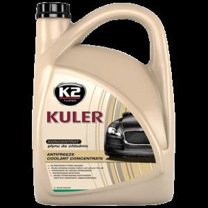Антифриз G12 концентрат K2 Kuler Long Life зелен