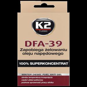 Добавка дизелово гориво анти-гел DFA-39 K2 Turbo